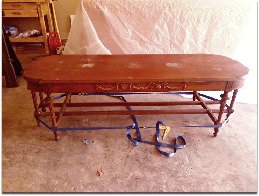 Upcycled Coffee Table Welcome To Your New Home Designing Wilder