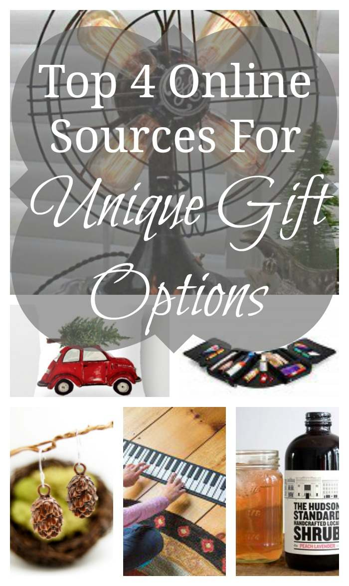 Unique gifts my favorite online shopping sources for Unique gift shops online