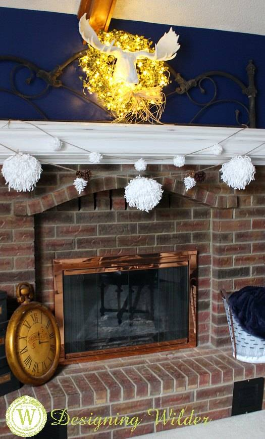 Taking Christmas down can leave your home gloomy, but with a little advanced planning you can take simple steps to keep winter decor whimsical & bright.