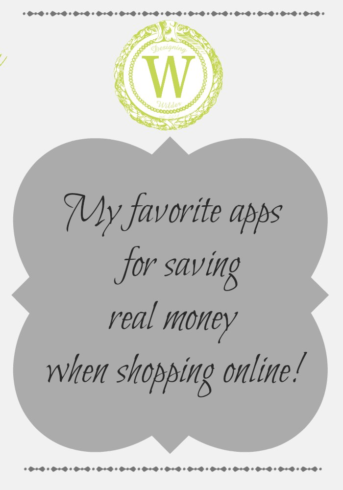 Easy ways to save money while you go about your regular shopping! Simple apps you can use both online and in store to stretch your budget.