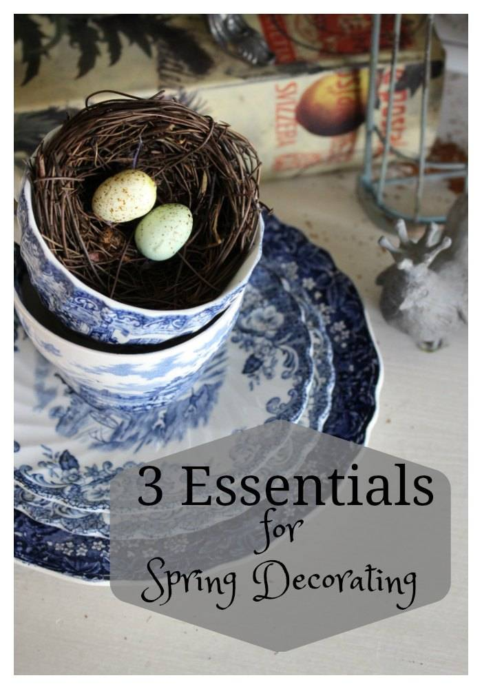 Stockpile these spring decor essentials now to transition your home from winter cocooning into the season of color and re-emerging life.