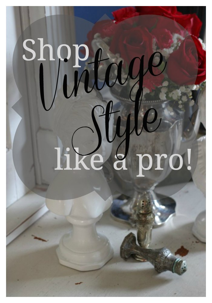 Vintage shopping is far from an exact science! Arming yourself with a few basic guidelines will turn you into a seasoned pro at the vintage shopping game!